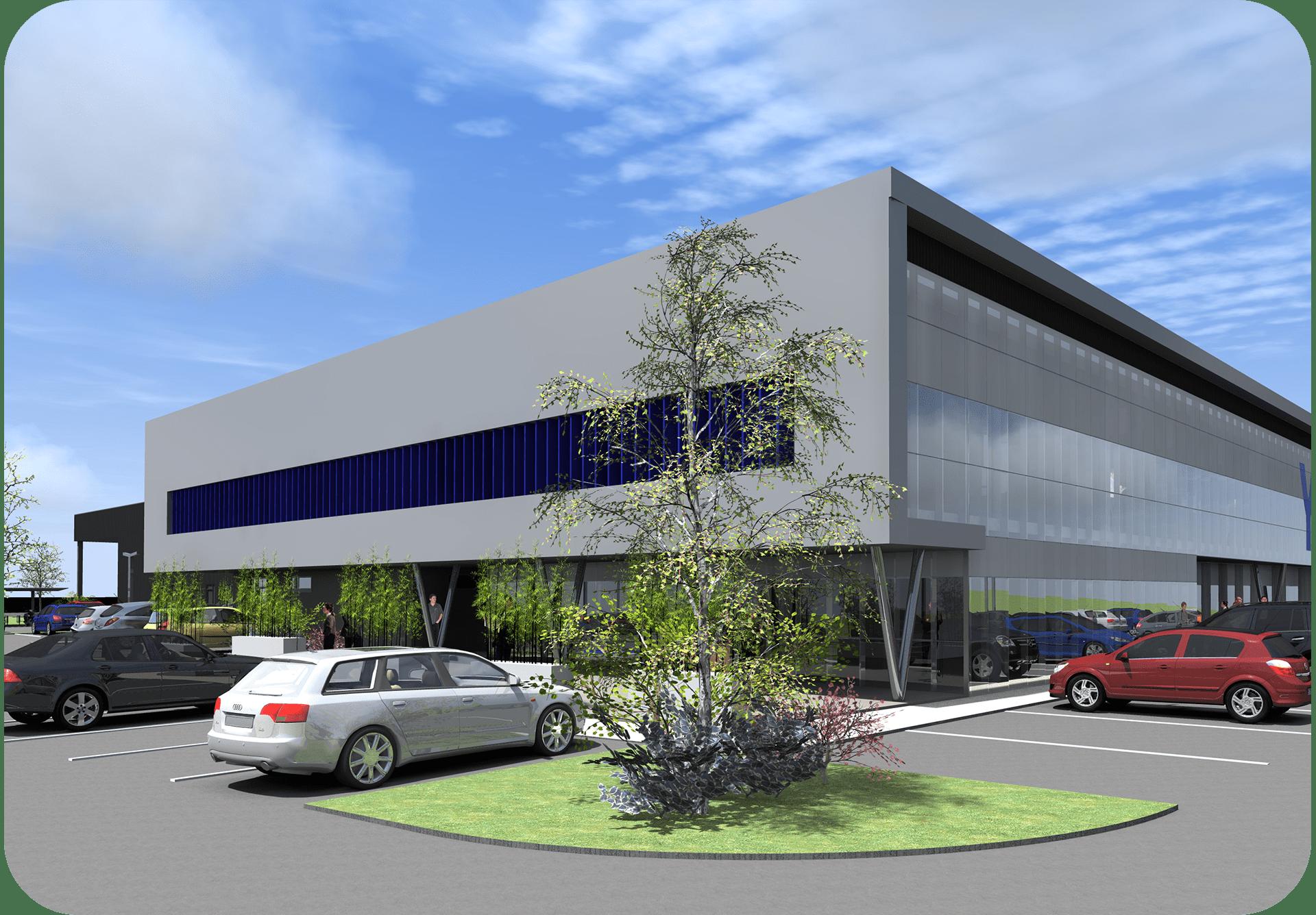 Maitre D Oeuvre Cholet réhabilitation extension bâtiments industriels thouaré-sur